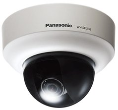 Купольная IP камера Panasonic WV-SF336