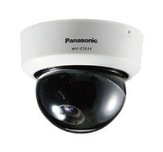 Купольная видеокамера Panasonic WV-CF614E