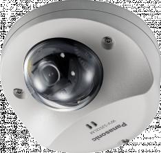 Компактная купольная IP-камера Panasonic WV-S3512LM