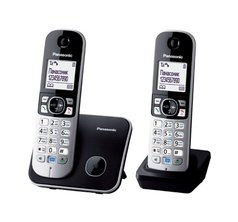 DECT-телефон Panasonic KX-TG6812RUB